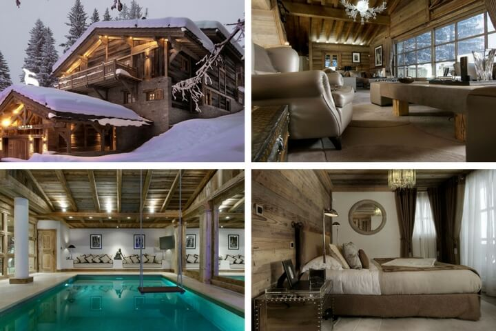 5. Chalet Ours Polaire - Courchevel, France