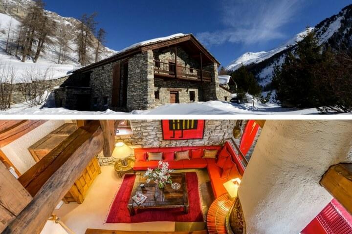 4 - Chalet Val (Val-d'Isère)