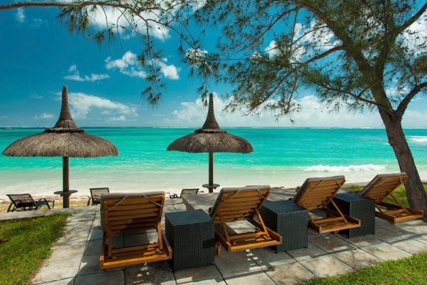 Villa Badamier - Mauritius East - Belle Mare