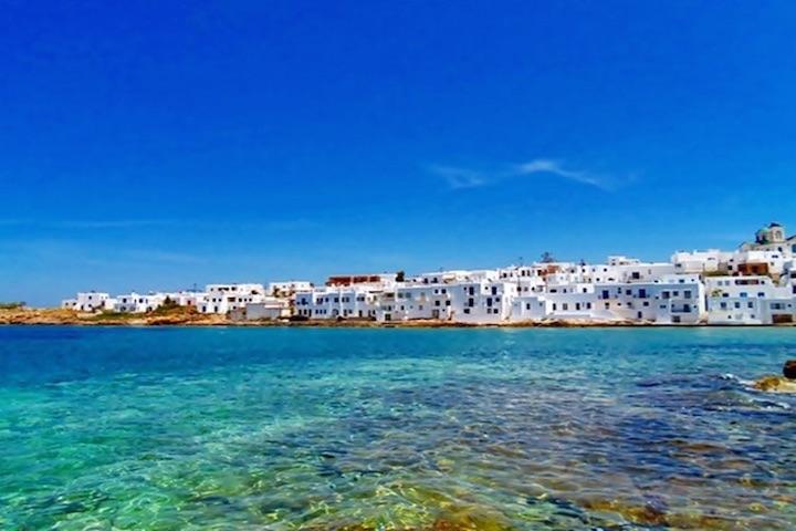 À la découverte de la belle île de Paros