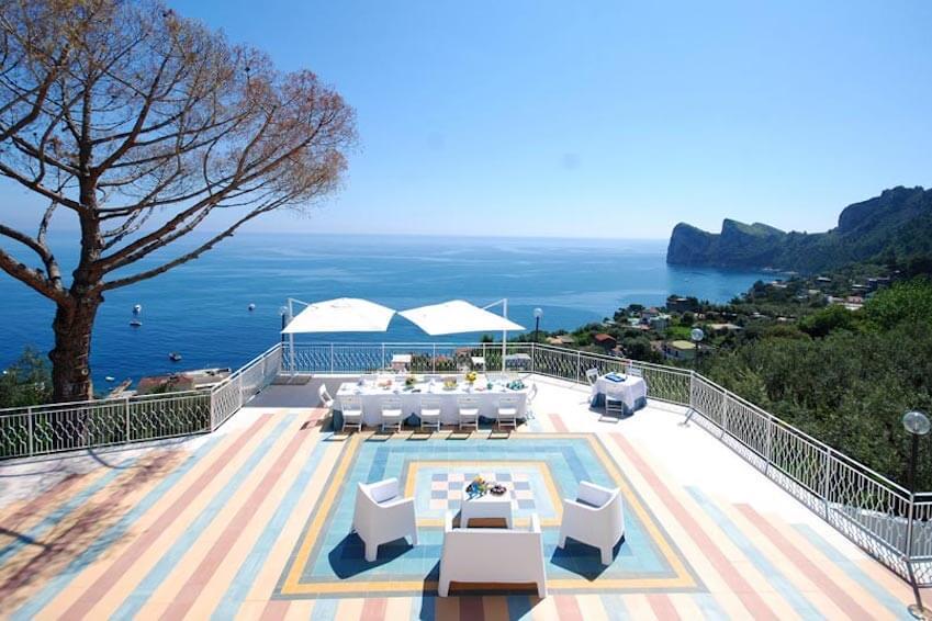 Villa Bianca - Italie