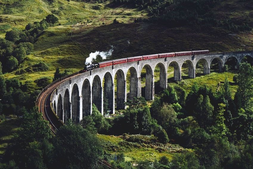 4. Glenfinnan Viaduct
