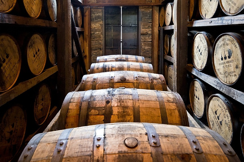 6. Distilleries de whisky