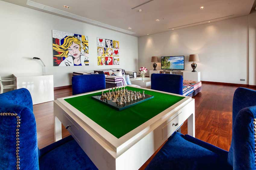 A game room for everyone