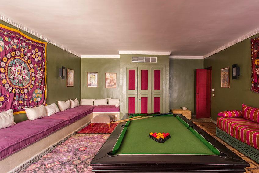 Villa El Zagilda - Marrakech - Maroc