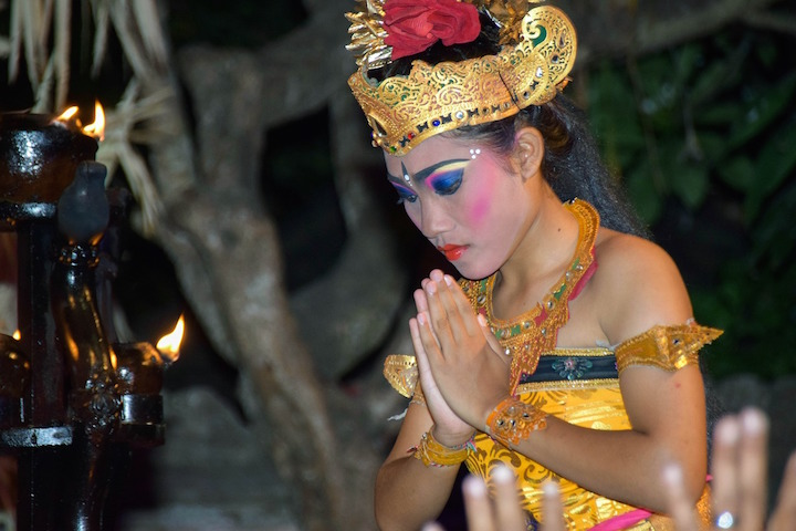 A cultural pillar of the Balinese society