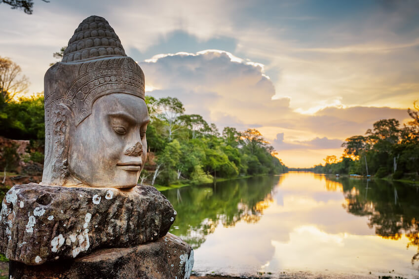 5 Asian sites listed as Unesco World Heritage