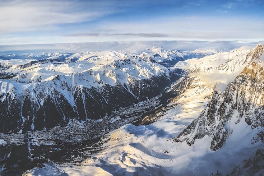 Les alpes françaises, choix d'excellence