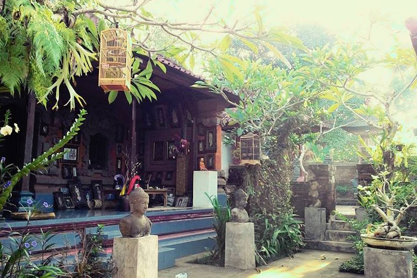 Five art studio - Ubud