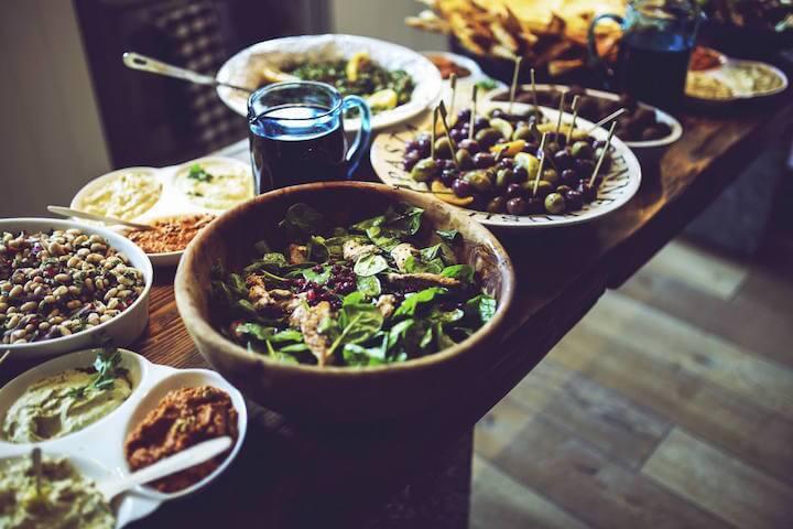 Une gastronomie cycladique riche et saine