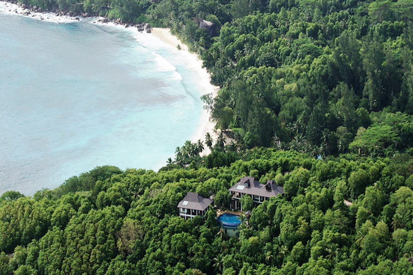 9- Villa La Residence, Seychelles