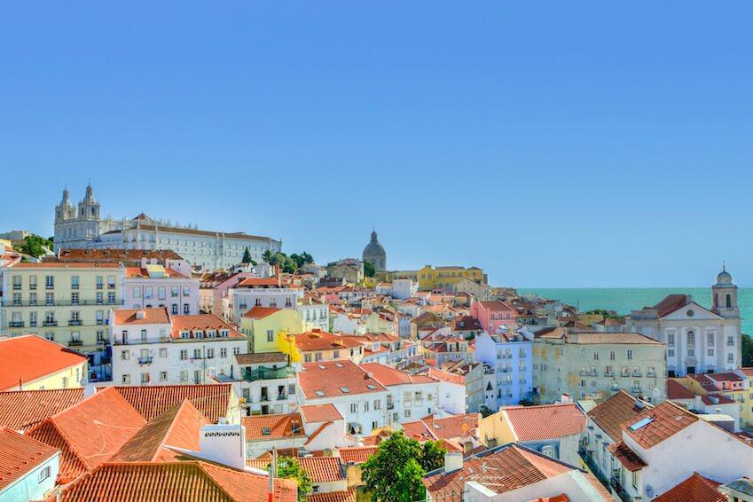 Numéro 1 : Lisbonne