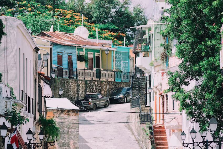 In Dominican Republic