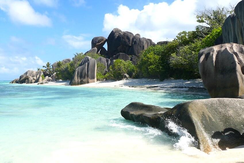 1 - Anse Source d'Argent - La Digue - Seychelles