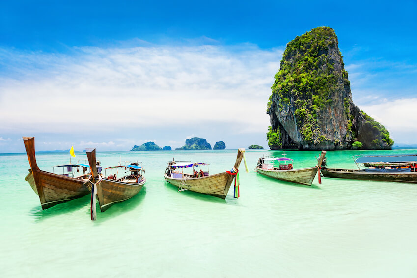 2 - Maya Beach - Koh Phi Phi - Thailand