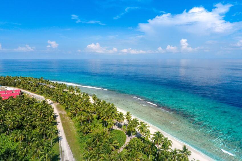 3- Atoll Ari - Maldives