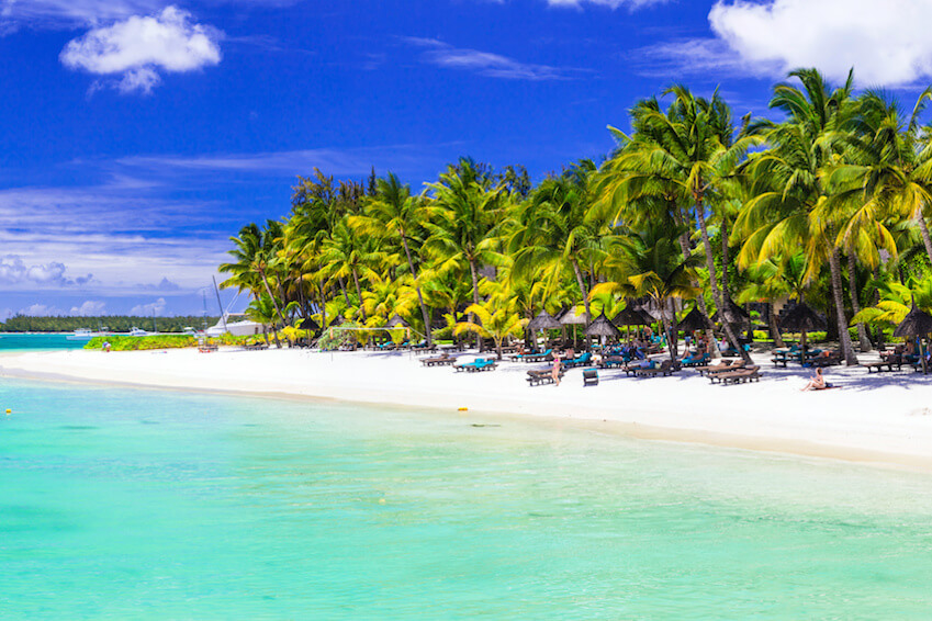 4 -  Blue Bay - Mauritius