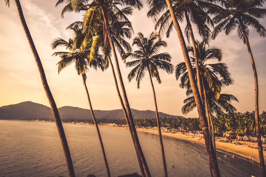 6 - Palolem - Goa - India