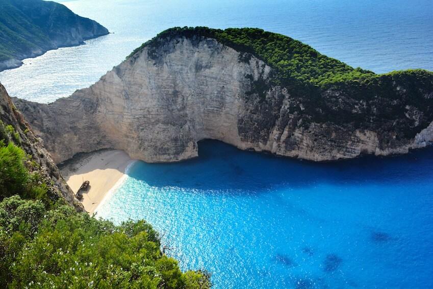 8 - Navagio – Greece