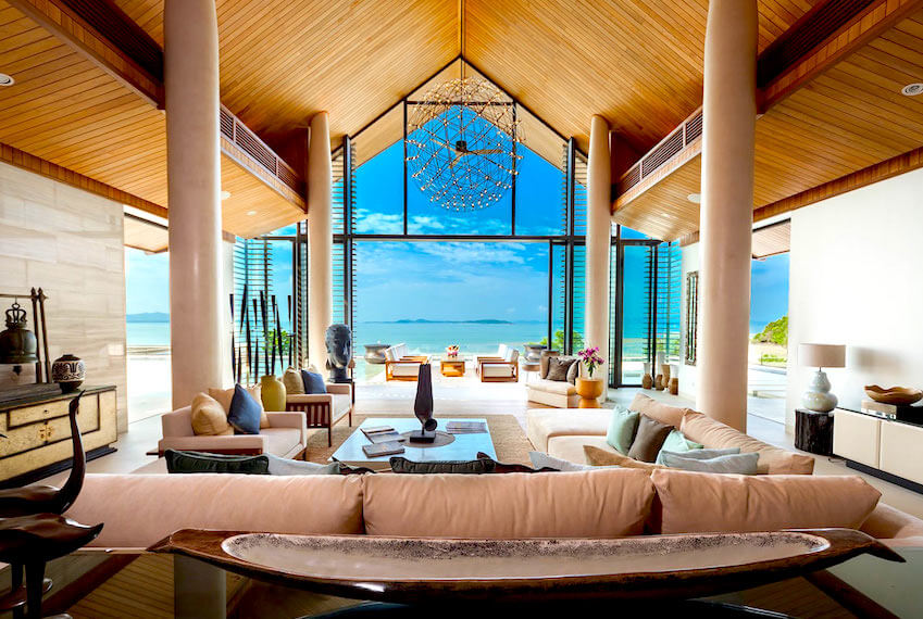 6 - Spend Christmas in a sublime luxury villa in Thailand