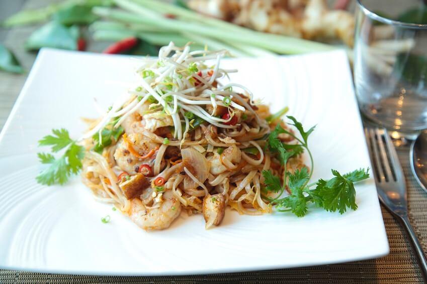 4- Un Pad Thai pour Noël