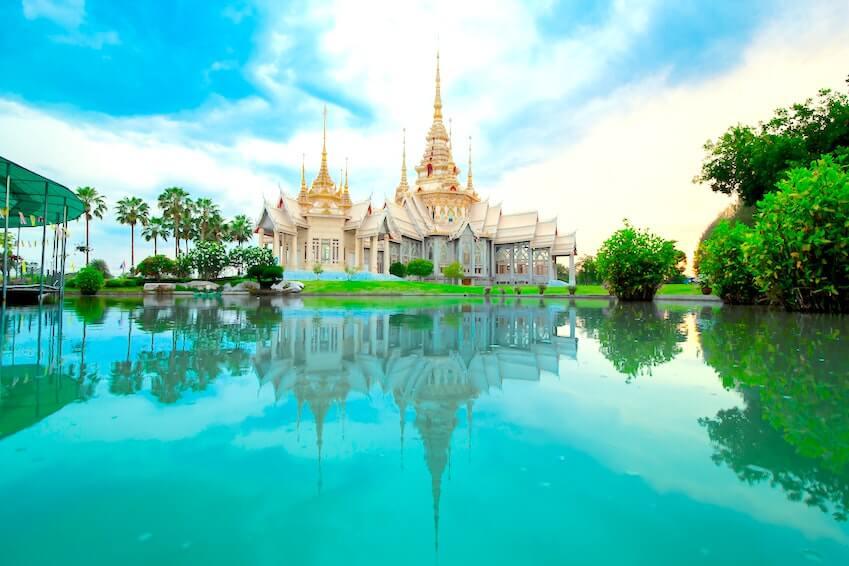 2- La meilleure période pour visiter la Thaïlande