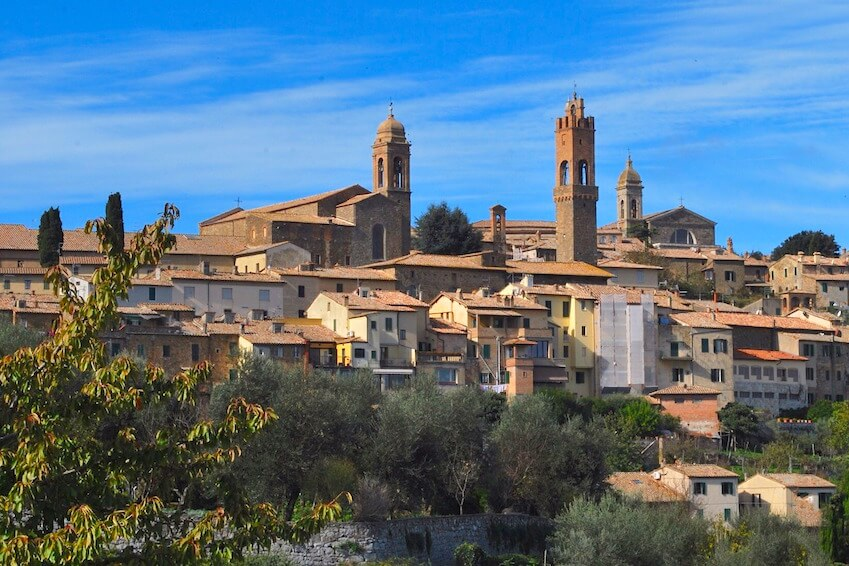 6) Montalcino