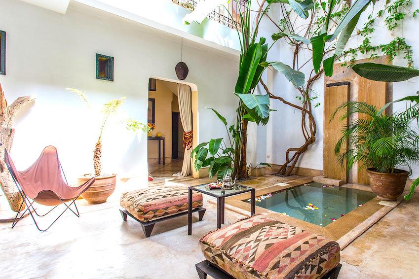 Maroc - Marrakech - Dar Cheref