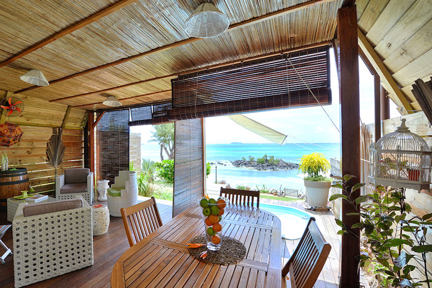 Mauritius - Courte Paille