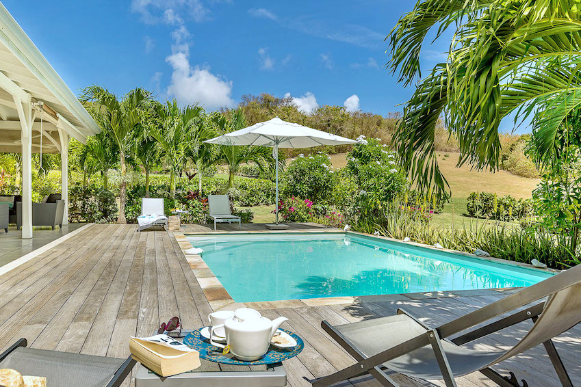 Caribbean - Martinique - Villa Alina