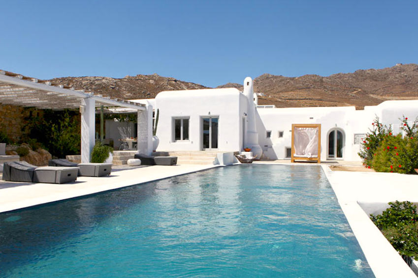 Villa Majestic - Mykonos - Greece