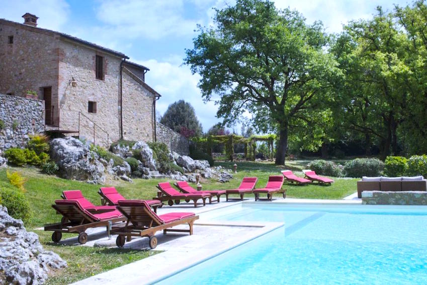 Villa Del Campo - Toscane - Italie