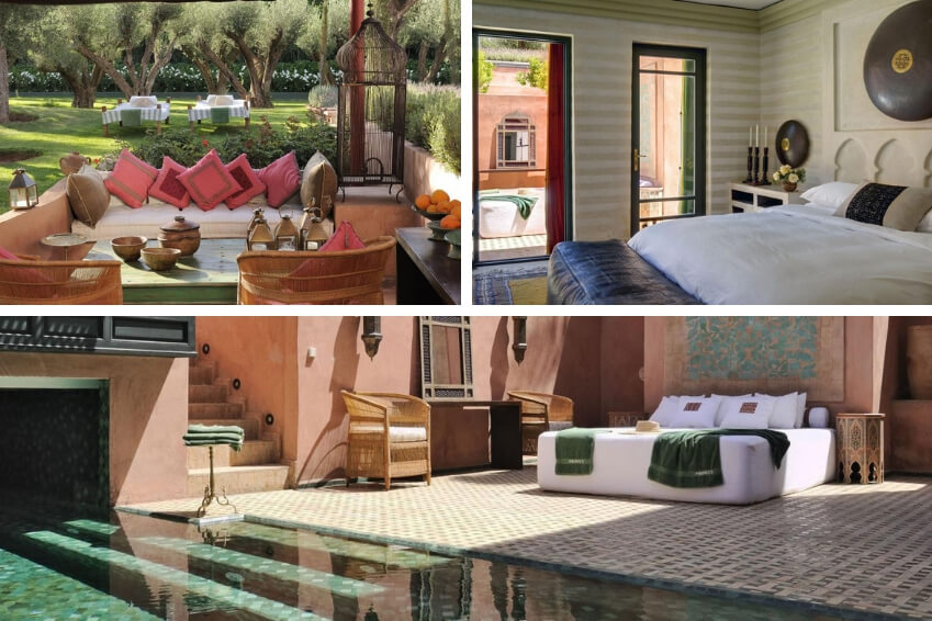 1 - Villa Alkhozoma - Marrakech, Maroc