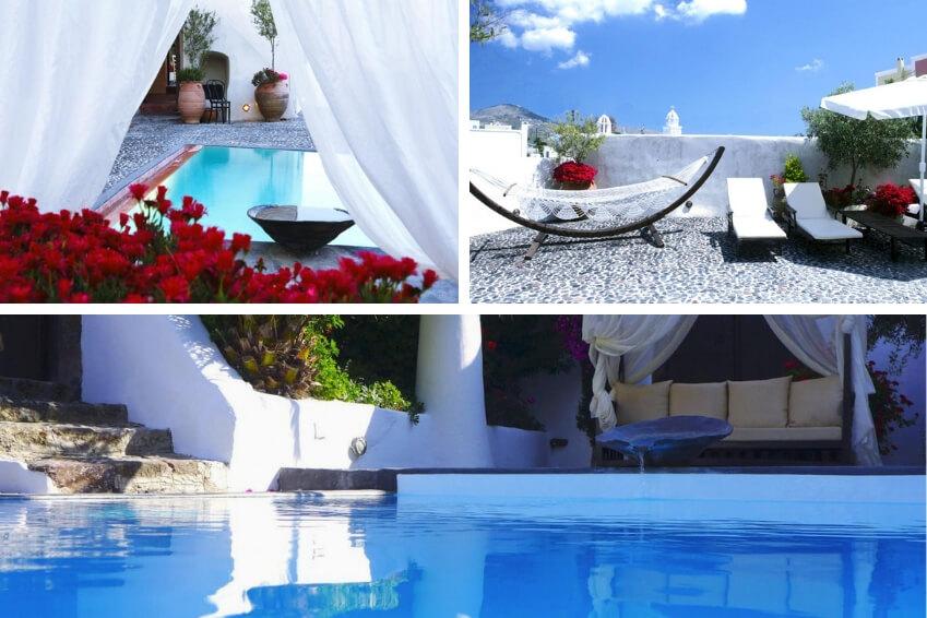 6 - Villa Alona - Santorin, Grèce