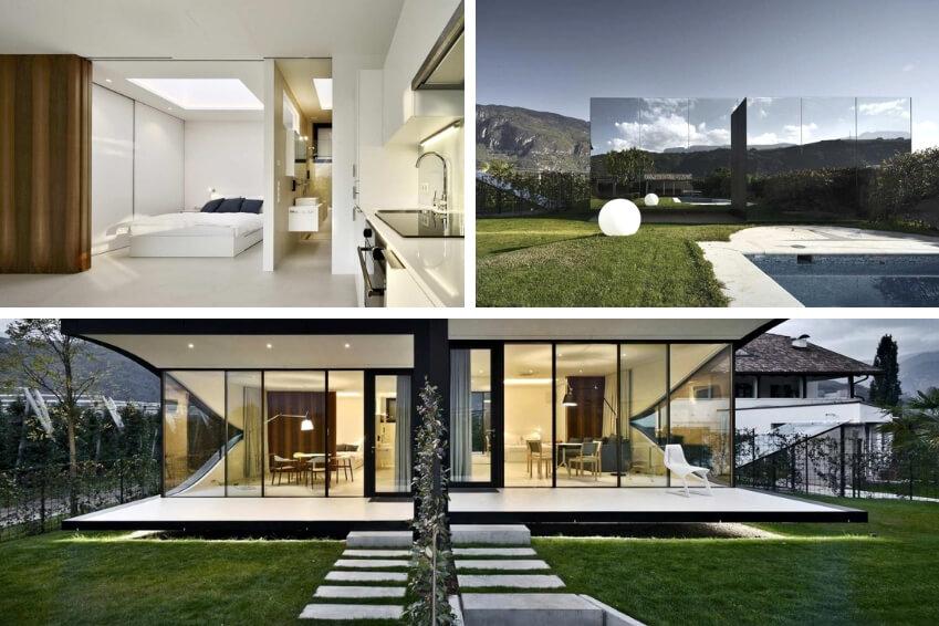 7 - Villa Specchio - Dolomites, Italy