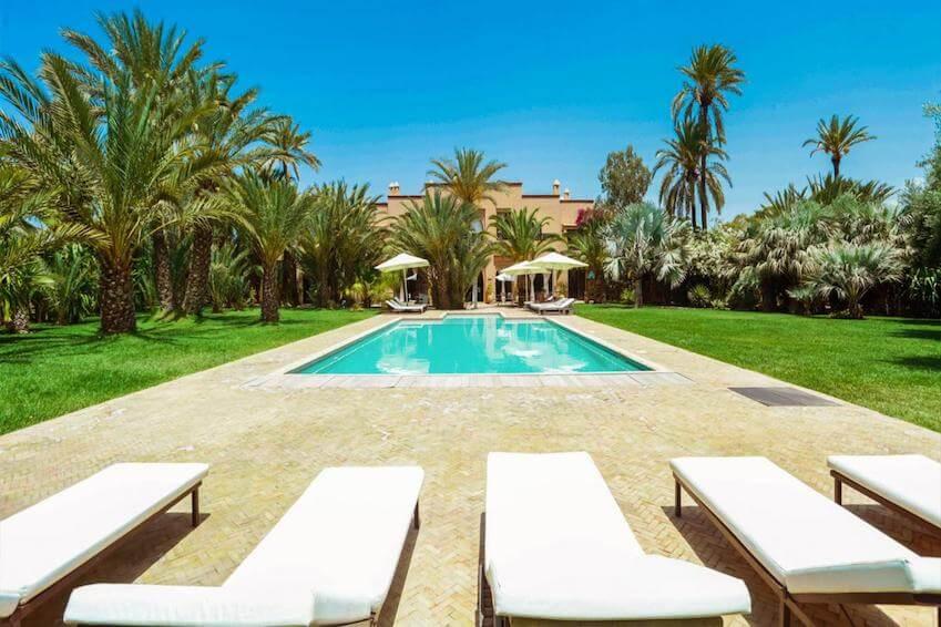 2 - Villa Palmeraie 32 - Marrakech, Morocco