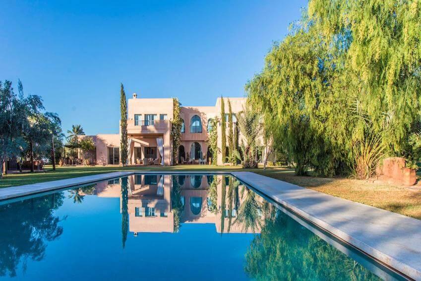 3 - Villa Elo - Marrakech, Morocco