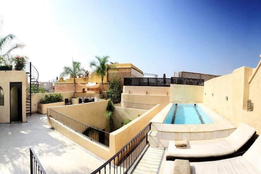 7 - Riad Vania - Marrakech, Morocco