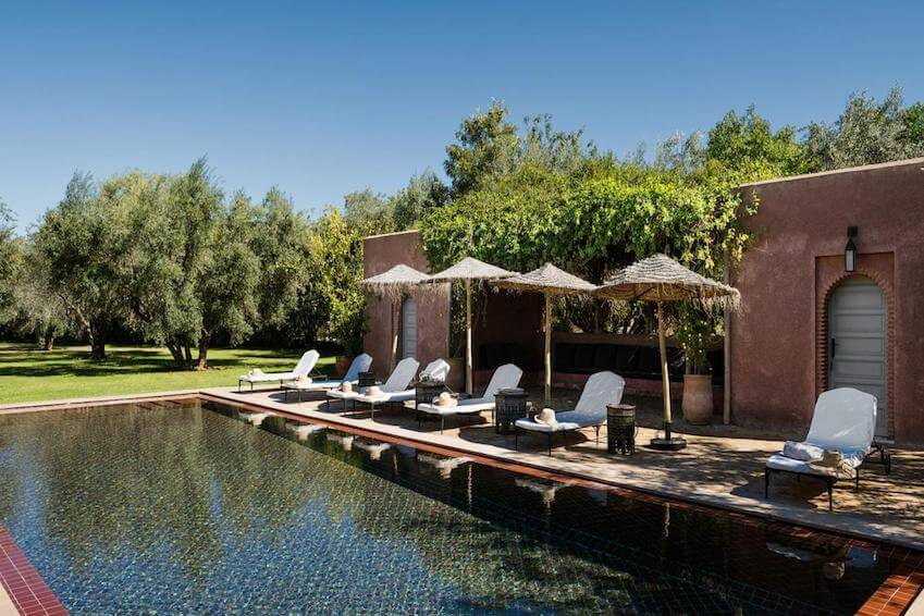 8 - Villa Mauresque - Marrakech, Morocco