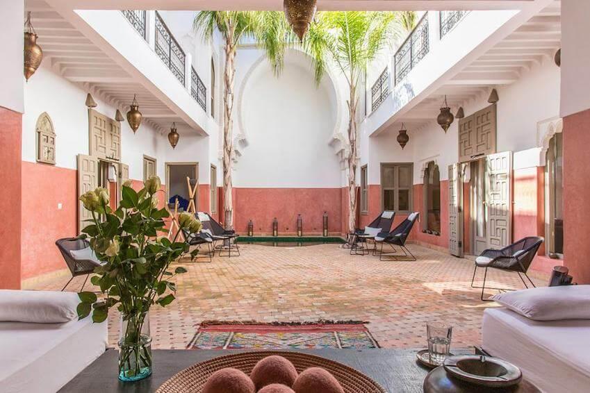 9 - Riad Darmina - Marrakech, Morocco