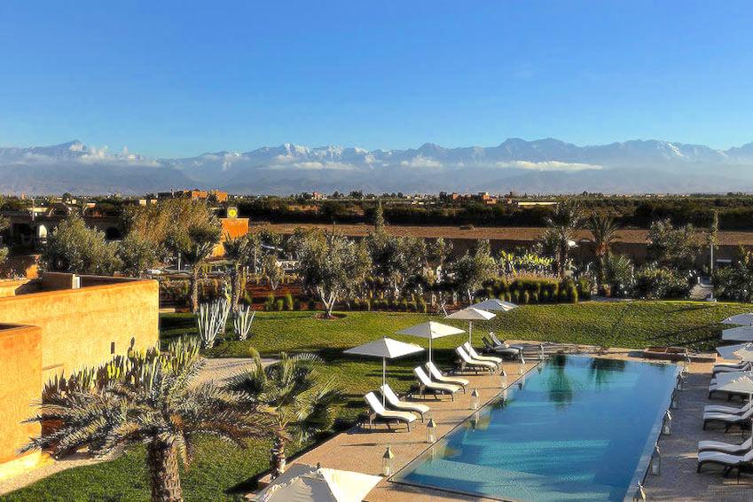 10 - Villa Eden Rose - Marrakech, Morocco