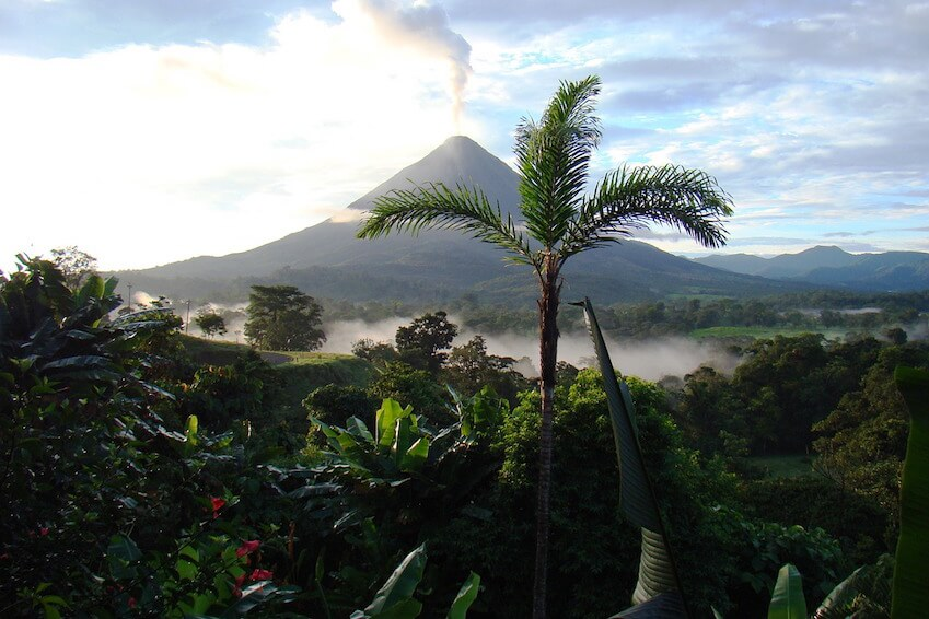 8- Le Costa Rica