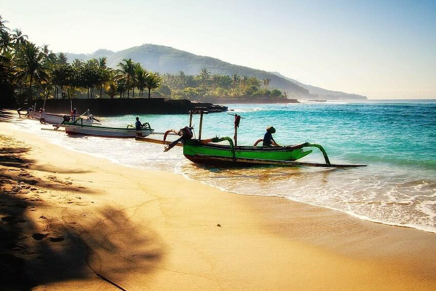 6- L'Indonésie