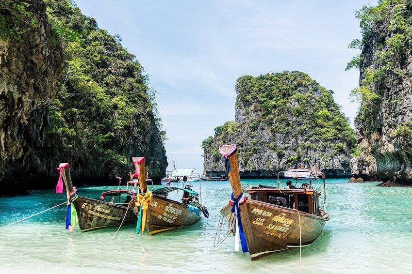 5- La Thaïlande