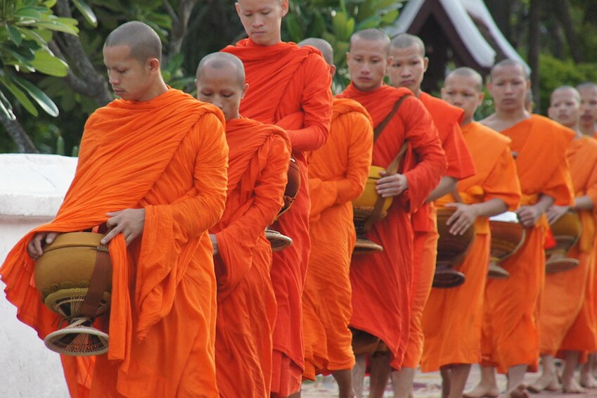 11- Le Laos