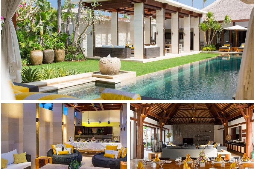 9- Choose an unusual honeymoon by staying in our Villa Lilibel in Bali