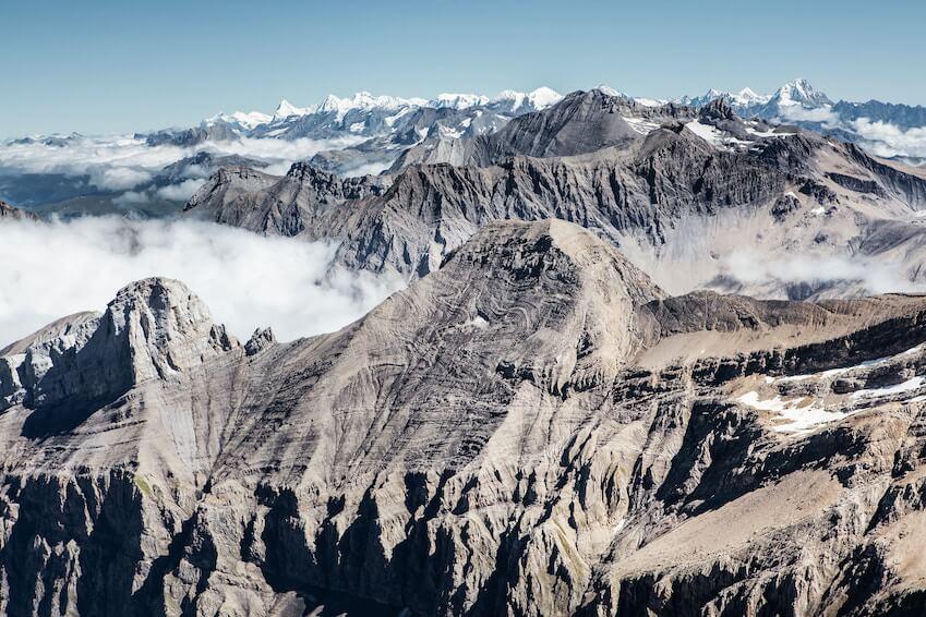 2- The Swiss Alps