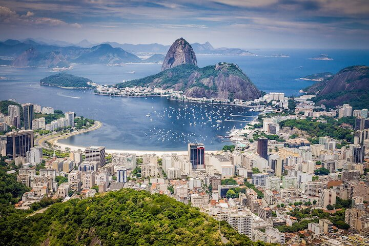 Brazil, a jewel of South America