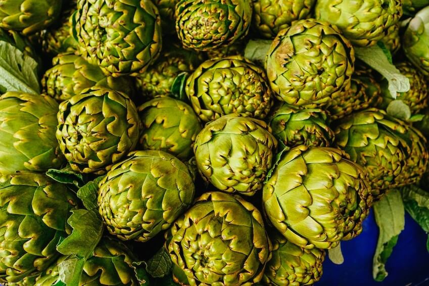 2-  Local Mediterranean delicacies on the tongue