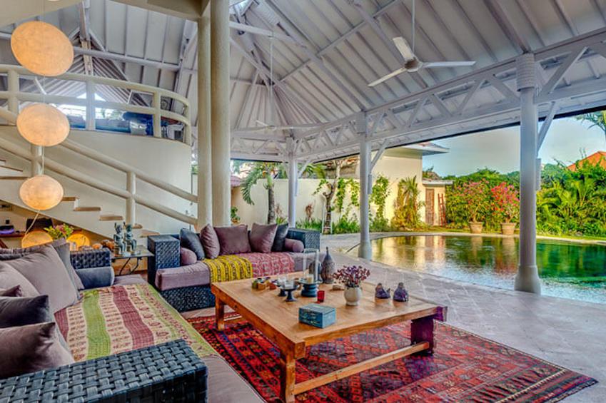 Villa Tropical Oberoi, Seminyak, Bali